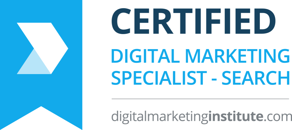 Digital Marketing Institute_Certified Digital Marketing Specialist - Search