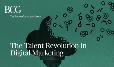 BCG The Talent Revolution in Digital Marketing