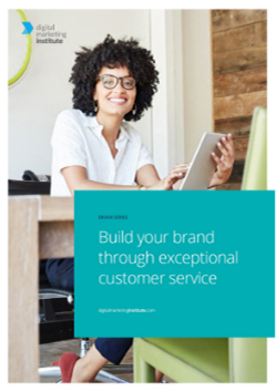 Build your Brand through exceptional customer service