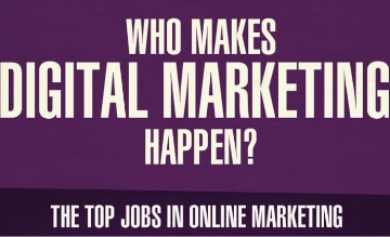 Who Makes Digital Marketing Happen?
