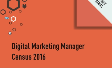 Digital Marketing Manager Census 2016