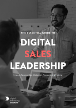 The Essential Guide to Digital Sales Leadership