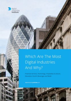 Which Are The Most Digital Industries And Why?