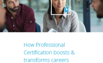 How Professional Certification boosts & transforms careers