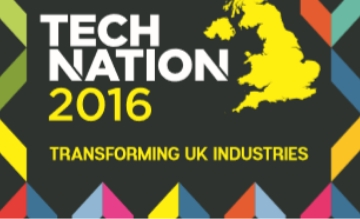 Tech Nation: 2016 Transforming UK Industries