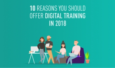 10 Reasons You Should Offer Digital Training In 2018